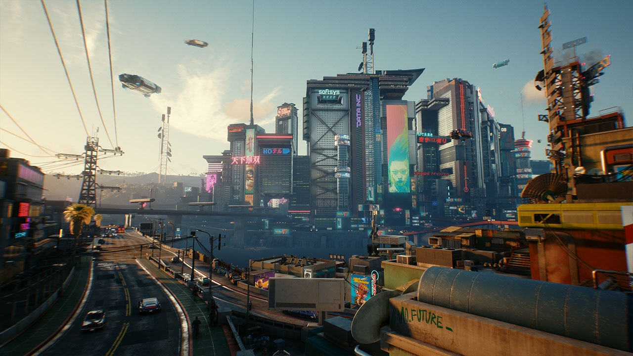 Cyberpunk 2077 release times and preload