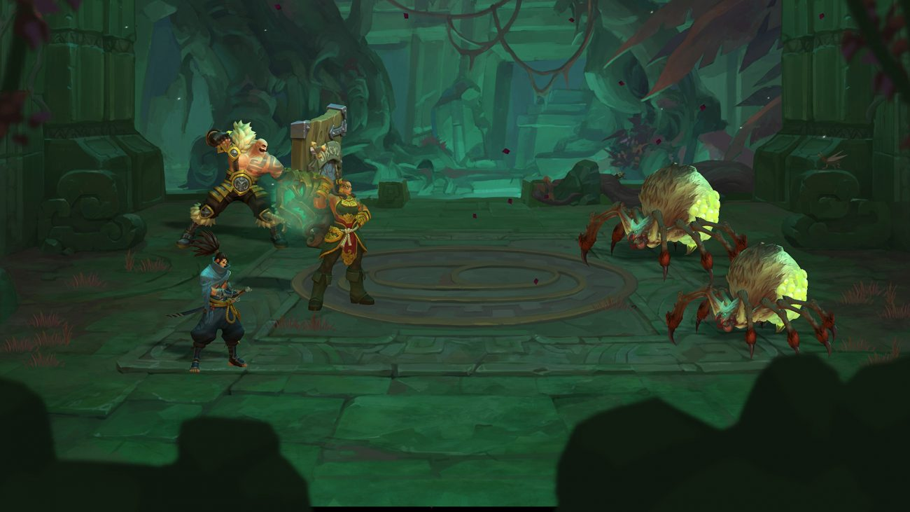 Ruined King Gameplay Trailer 1300x731 - Ruined King: A League of Legends Story Gets First Gameplay Trailer