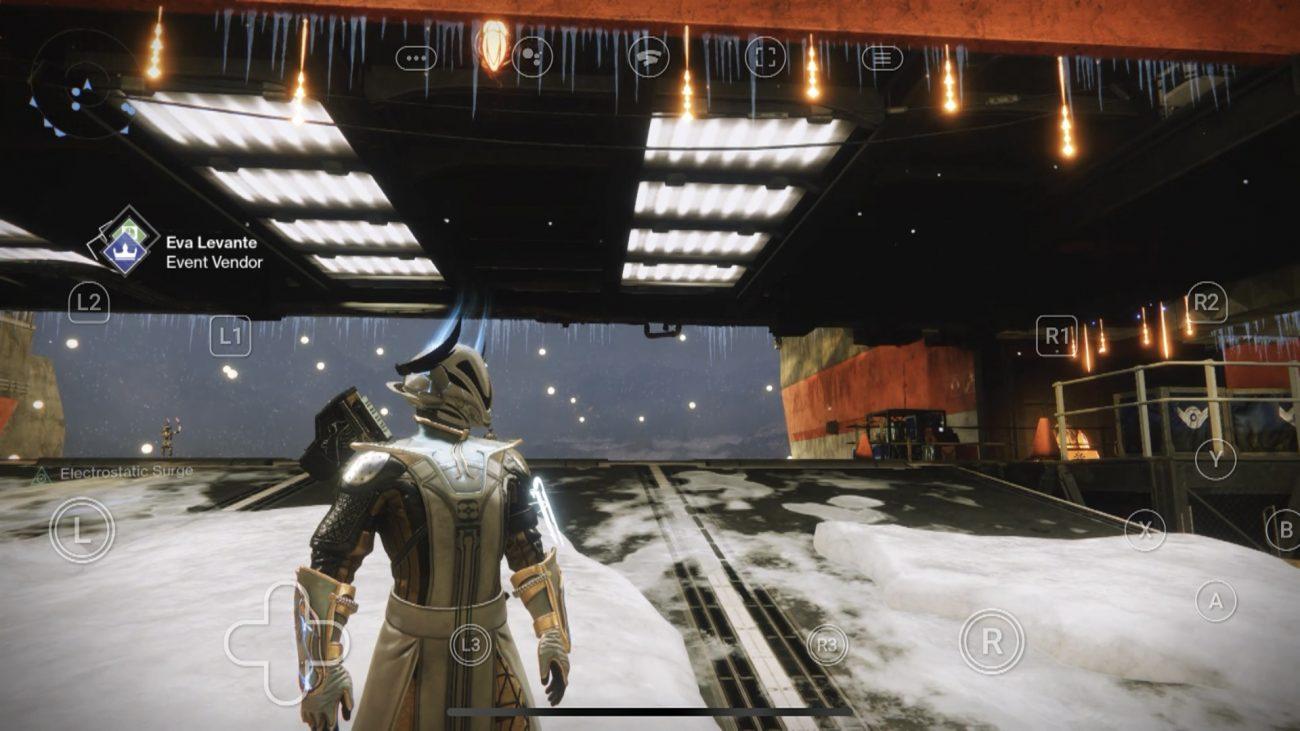 Destiny 2 on iOS via Stadia 02