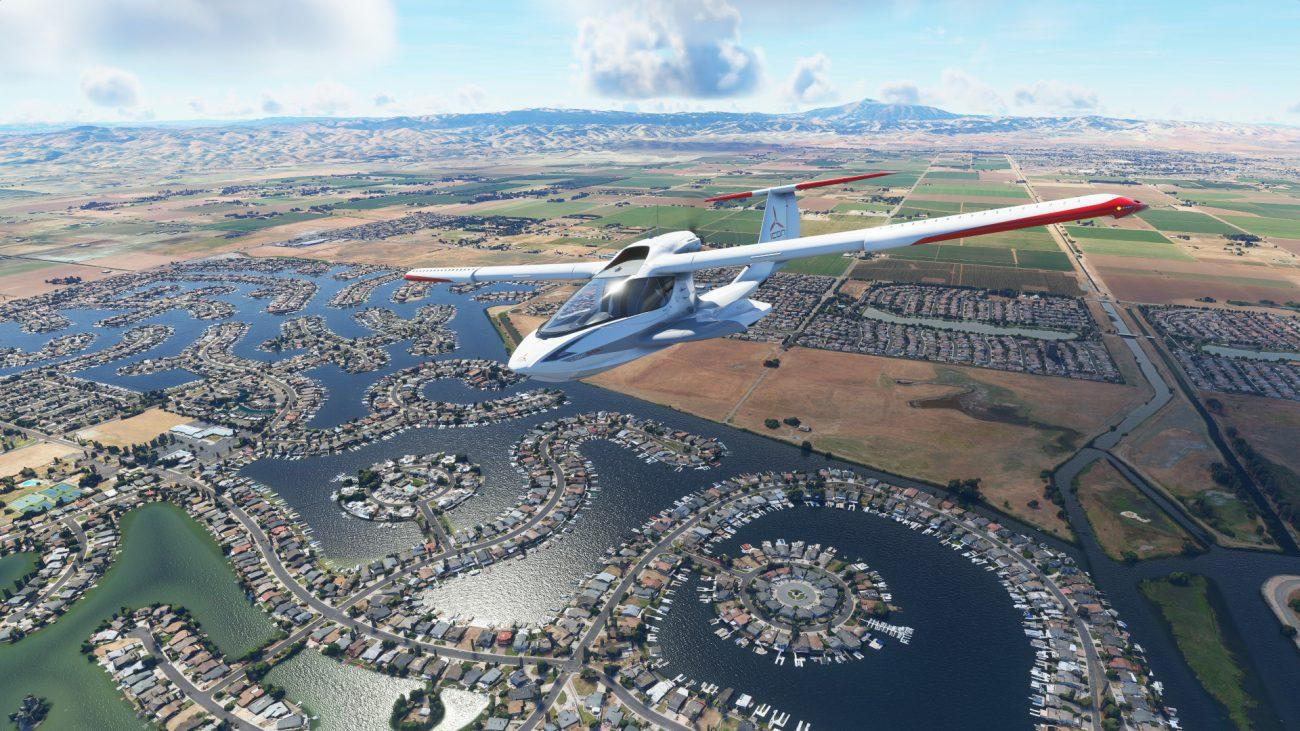 Microsoft Flight Simulator Milestones
