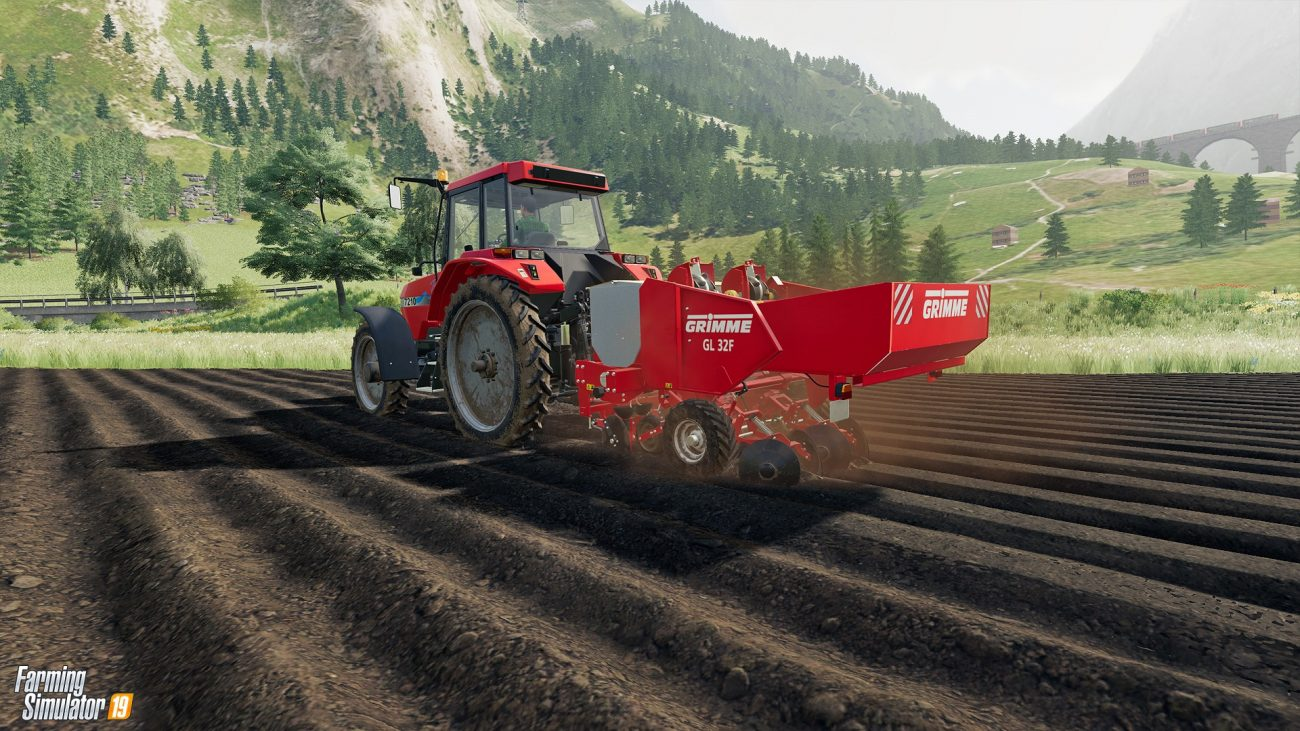 Grimme Equipment Pack DLC
