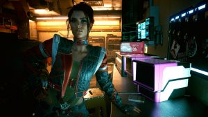 Romance Panam in Cyberpunk 2077