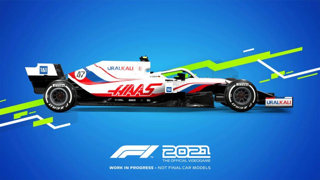 f12021 haas hybrid sch47.png.adapt .crop16x9.1455w 1024x575 - F1 2021 - Next-Gen Racing Experience Announced