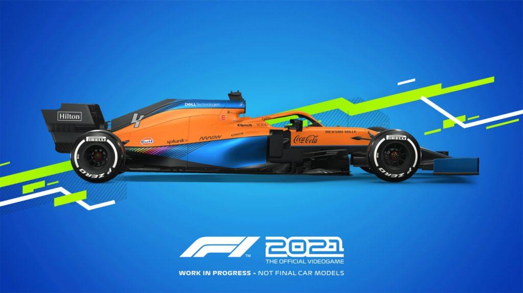 f12021 mclaren hybrid nor4.png.adapt .crop16x9.1455w 1024x575 - F1 2021 - Next-Gen Racing Experience Announced