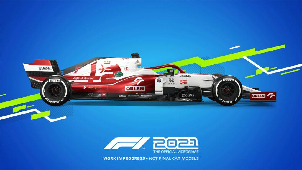 f12021 sauber hybrid rai7.png.adapt .crop16x9.1455w 1024x575 - F1 2021 - Next-Gen Racing Experience Announced