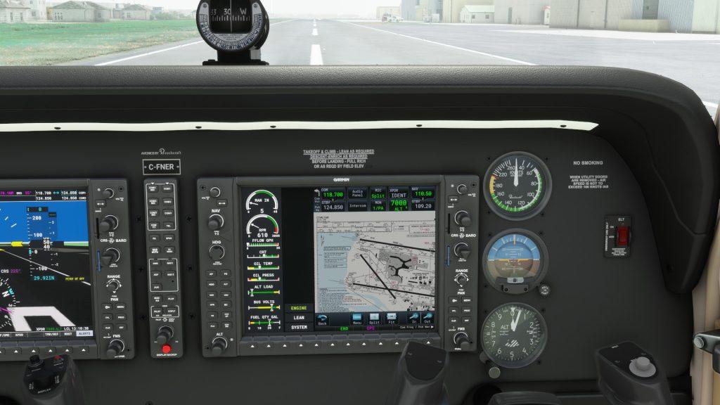 Microsoft Flight Simulator 4 22 2021 11 01 22 AM 1024x576 - PMS50 GTN570 MFD with Navigraph Charts Now in Free Beta