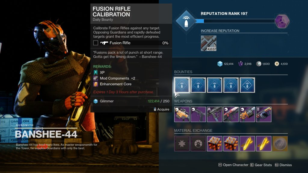 Getting Mod Components 1 1024x576 - How to Get Mod Components – Destiny 2