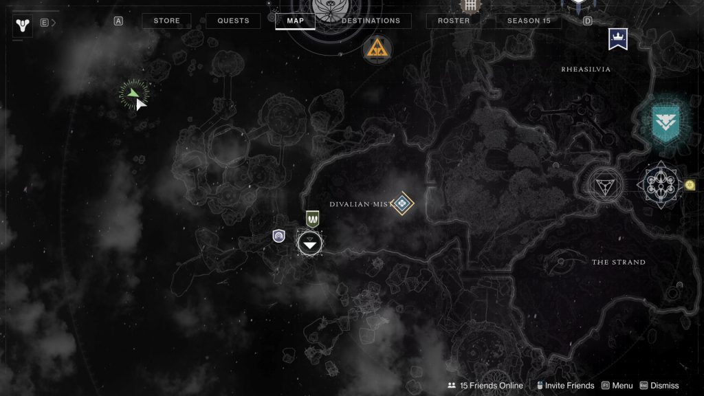 tree map 1024x576 - Tracing the Stars - Destiny 2: Atlas Skew Locations - Week 1