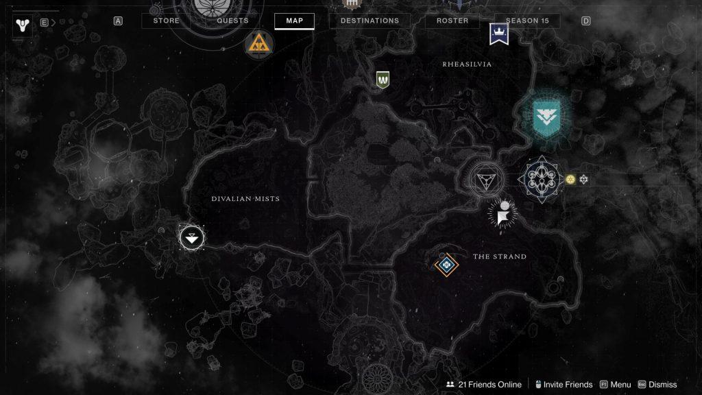 aphelion map 1024x576 - Tracing the Stars II - Destiny 2: Atlas Skew Locations - Week 2