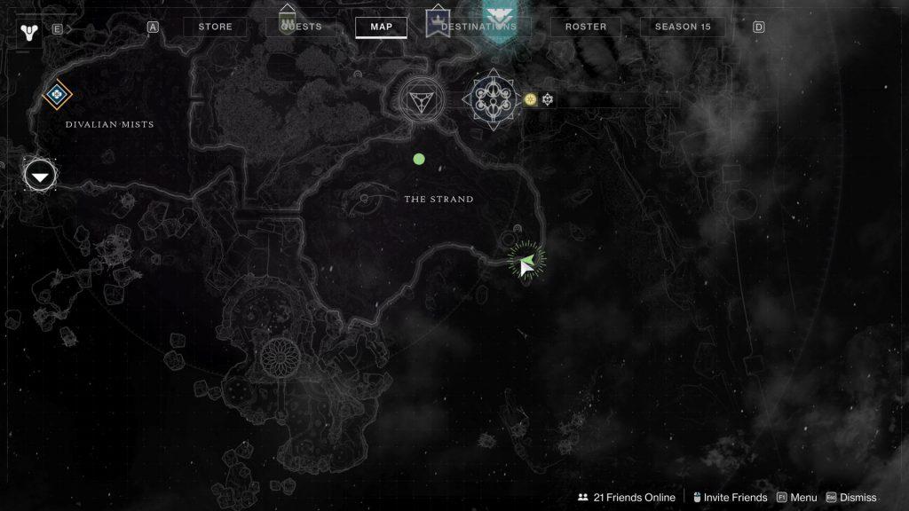 gazebo map 1024x576 - Tracing the Stars II - Destiny 2: Atlas Skew Locations - Week 2