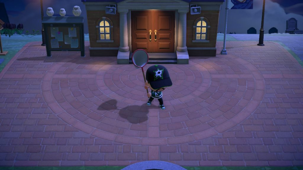 Sneaking 1024x576 - How to Sneak – Animal Crossing: New Horizons