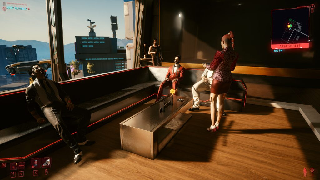CP2077 Pisces 1024x576 - How to Romance Judy in Cyberpunk 2077