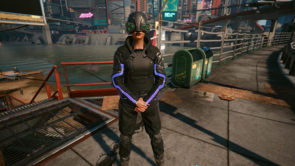 MaxTac Uniform 1024x576 - How to Get Judy's MaxTac Uniform in Cyberpunk 2077