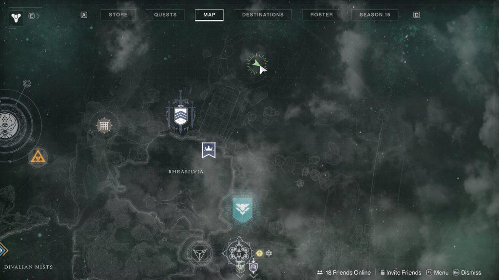 ahamkara map 1024x576 - Tracing the Stars III - Destiny 2: Atlas Skew Locations - Week 3