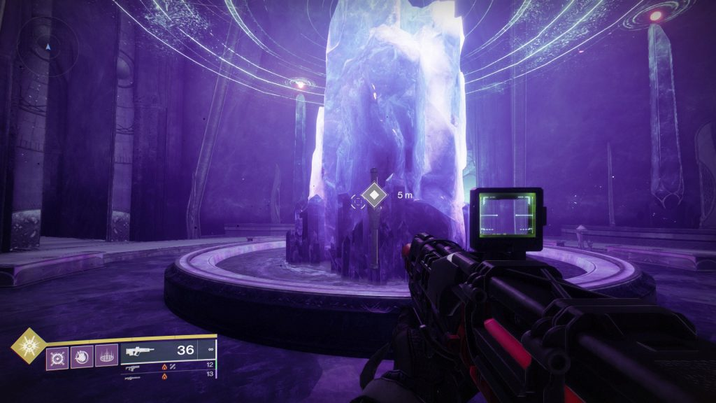 crystal 1024x576 - How to Complete A Hollow Coronation and Get Ager's Scepter in Destiny 2
