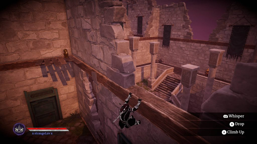 sending message 3 1024x576 - All Collectibles in Lone Mountain - Aragami 2