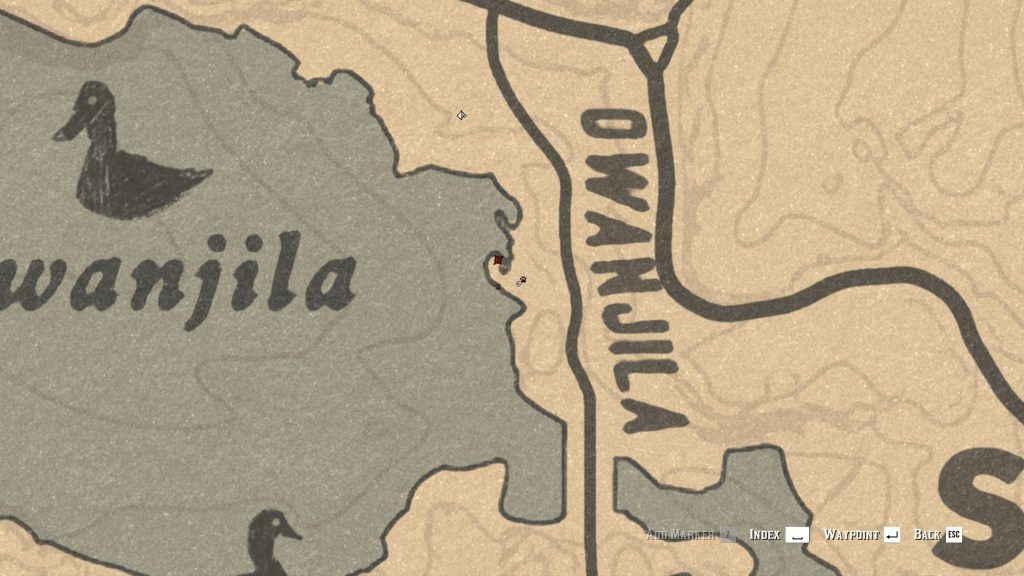 Location of Loon 1024x576 - Loon Location – Red Dead Redemption 2